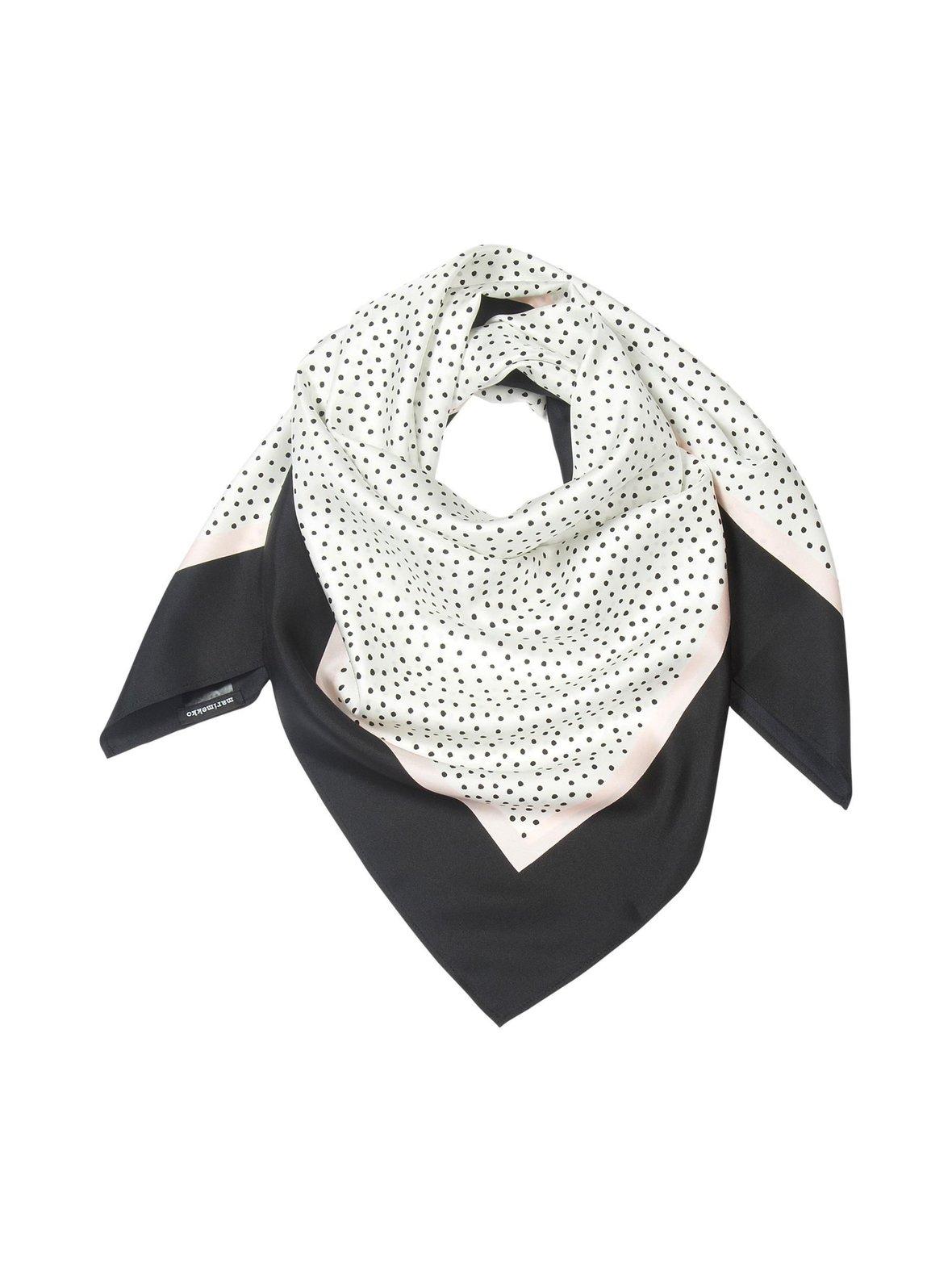 Musta vaaleanpunainen valkoinen Marimekko Kalla Kiss Kiss ... d3335d664f