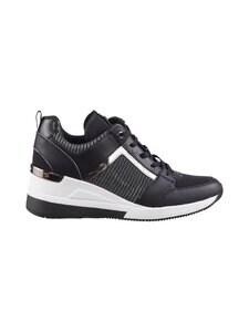 Michael Michael Kors - Georgie Trainer -sneakerit - 001 BLACK | Stockmann