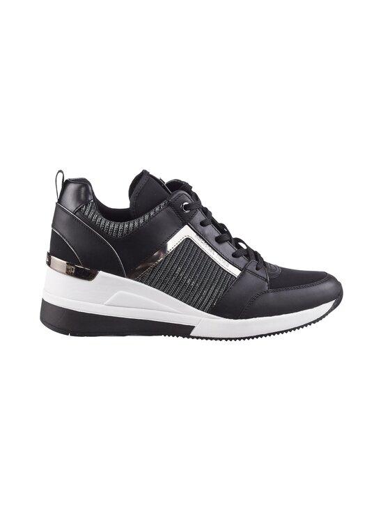 Michael Michael Kors - Georgie Trainer -sneakerit - 001 BLACK | Stockmann - photo 1