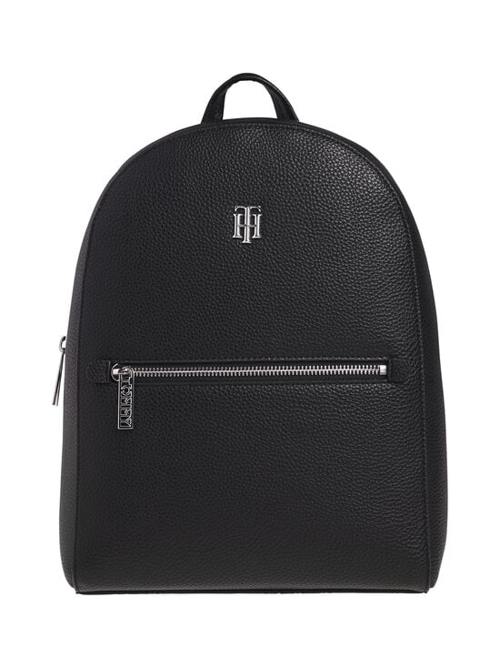 Tommy Hilfiger - TH Essence Backpack -reppu - 0GJ BLACK | Stockmann - photo 1