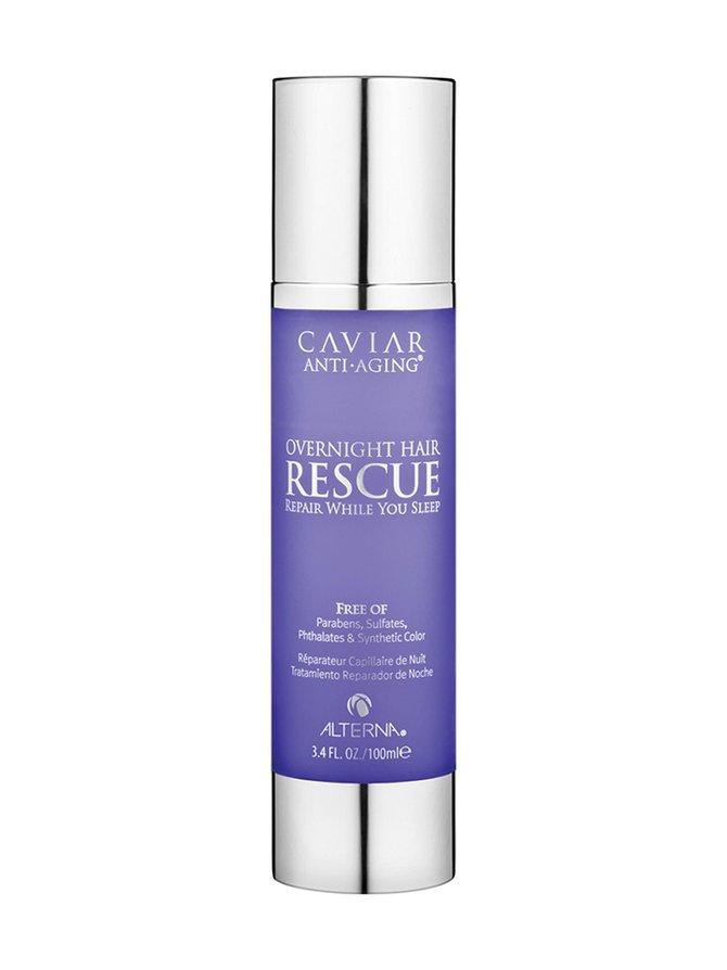 Caviar Overnight Hair Rescue -hoitonaamio 100 ml