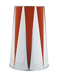 Alessi - Circus-pullojäähdytin 120 cl - VALKOINEN/PUNAINEN | Stockmann