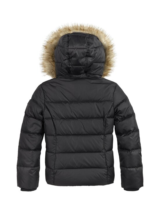 Tommy Hilfiger - Essential Basic Down Jacket -untuvatakki - BDS BLACK | Stockmann - photo 2
