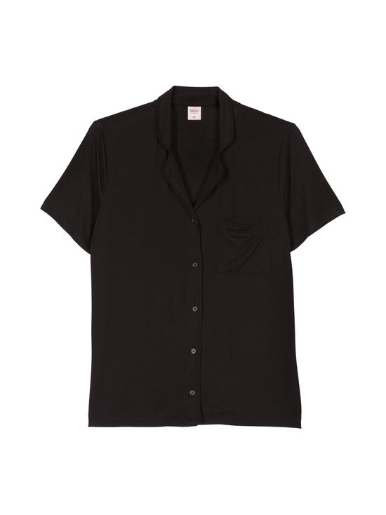 NOOM loungewear - Amanda-pyjama - BLACK SOLID | Stockmann - photo 2