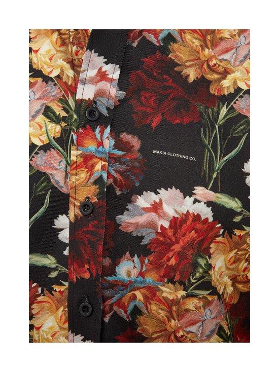 Makia x Von Wright Flowers -kauluspaita