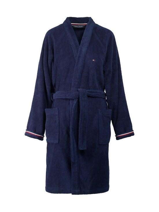 Tommy Hilfiger - Legend 3 Kimono -kylpytakki - NAVY | Stockmann - photo 1