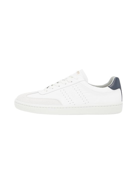 BOSS - Ribeira_Tenn_ltwt-nahkasneakerit - 100 WHITE | Stockmann - photo 4