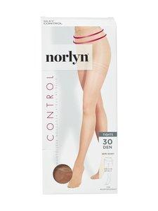 Norlyn - Shimmer Silky Control 30 den -sukkahousut - 9202 POWDER | Stockmann