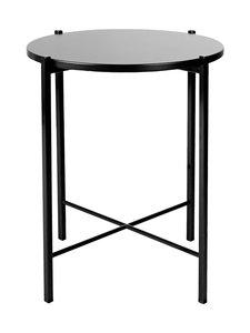 Hakola - Round-pöytä 43 x 52 cm - MUSTA | Stockmann