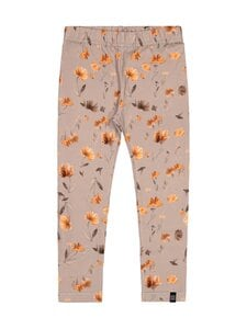 KAIKO - Print-leggingsit - A9 POPPY FIELD TAUPE | Stockmann