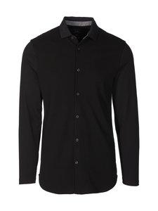 ARMANI EXCHANGE - Camicia-kauluspaita - 1200 BLACK   Stockmann