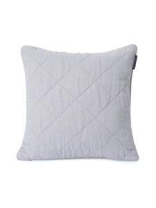 Lexington - Quilted-tyynynpäällinen 50 x 50 cm - GRAY | Stockmann