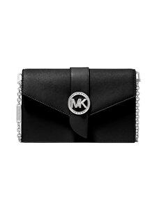 Michael Michael Kors - Mk Charm -olkalaukku - 001 BLACK | Stockmann