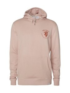 Les Deux - Sprezzatura Hoodie -huppari - 620610-DUSTY ROSE/RUST RED | Stockmann