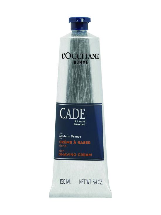 Loccitane - Rich Shaving Cream -parranajovoide 150 ml - NOCOL | Stockmann - photo 1