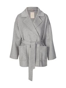 Bmuir - Bea-villakangastakki - 120 LIGHT GREY MELANGE | Stockmann