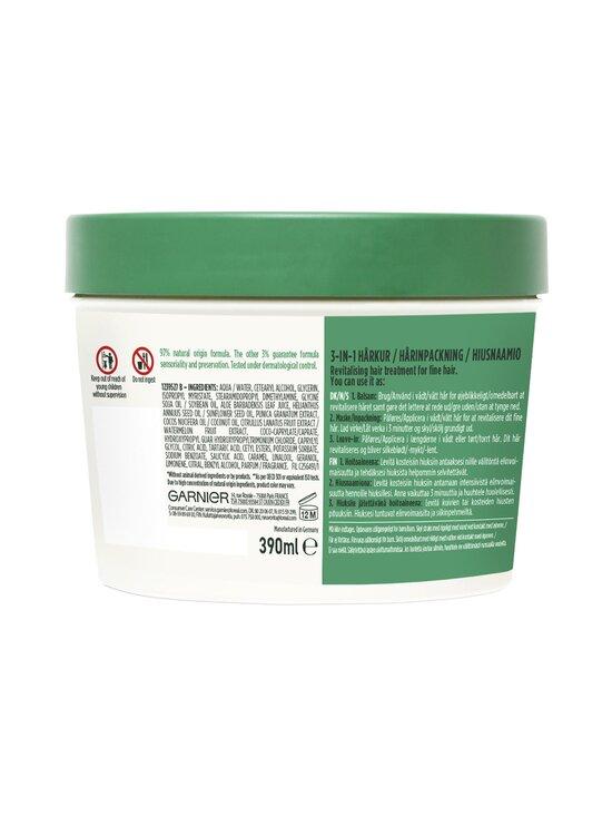 Garnier - Fructis Hair Food Hair Mask -hiusnaamio 390 ml - NOCOL | Stockmann - photo 2