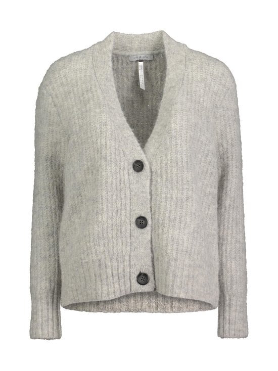 cut & pret - Ava-neuletakki - LIGHT GREY MEL 4208 | Stockmann - photo 1