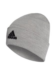 adidas Performance - Logo-pipo - MGREYH/MGREYH/BLACK MEDIUM GREY HEATHER/MEDIUM GREY HEATHER/BLACK | Stockmann