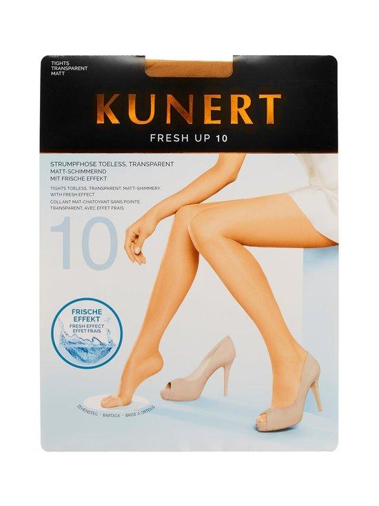 Kunert - Fresh Up 10 Toeless -sukkahousut - CASHMERE   Stockmann - photo 1