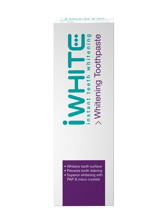 iWhite - iWhite- valkaiseva hammastahna 75 ml | Stockmann - photo 1