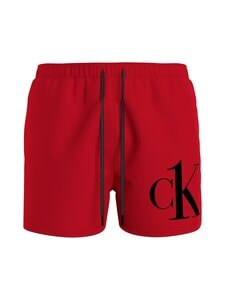 Calvin Klein Underwear - Drawstring-uimashortsit - XND FIERCE RED | Stockmann