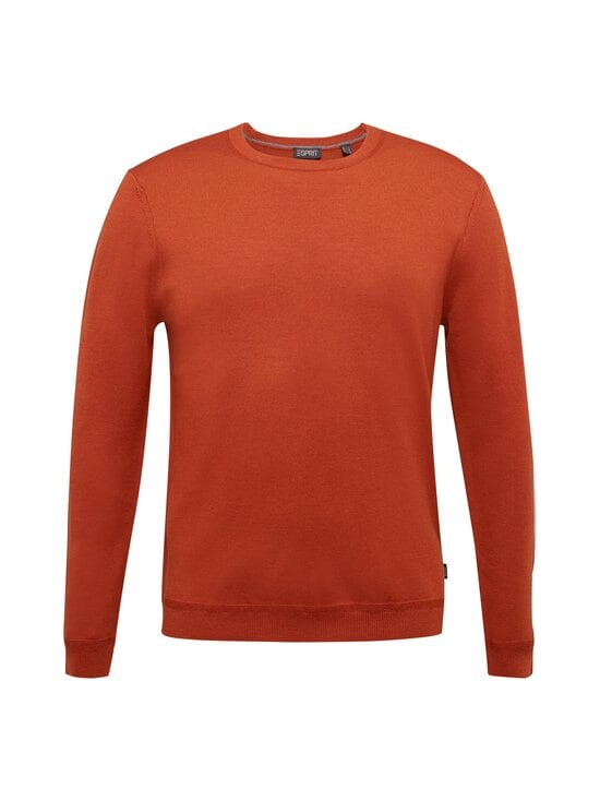 Esprit - Merinovillaneule - 819 BURNT ORANGE 5 | Stockmann - photo 1