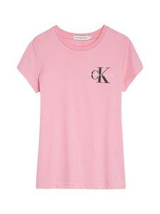 Calvin Klein Kids - Chest Monogram Top -paita - TPH ROSE MARBLE | Stockmann