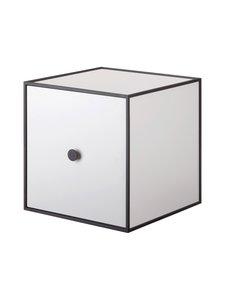 By Lassen - Frame 28 -laatikko + ovi - LIGHT GREY (VAALEANHARMAA) | Stockmann
