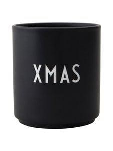 Design Letters - Favourite-muki, Xmas - BLACK | Stockmann