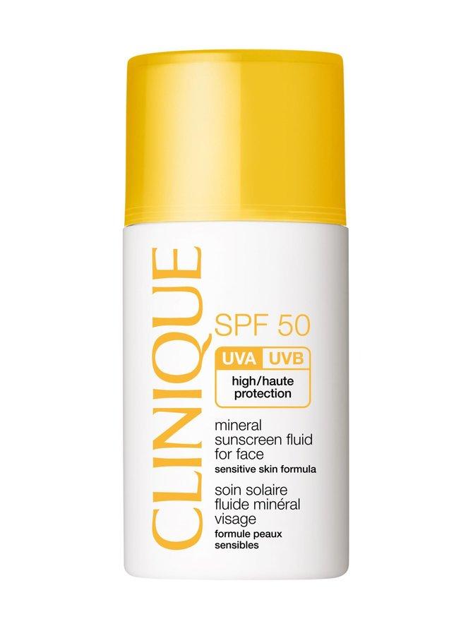 Face Shakewell SPF 50 -aurinkosuoja kasvoille 30 ml