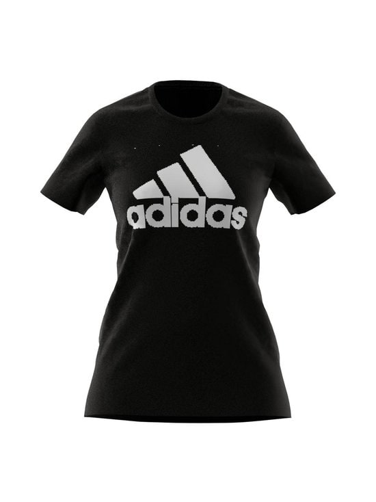 adidas Performance - Must Haves Badge Of Sport Tee -paita - BLACK | Stockmann - photo 1