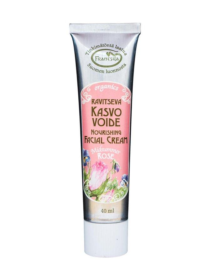 Midsummer Rose -ravitseva kasvovoide 40 ml
