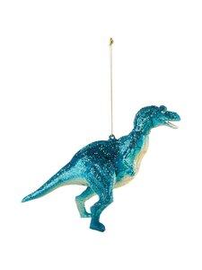 Casa Stockmann - Dinosaurus-joulukoriste - BLUE   Stockmann