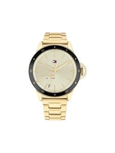 Tommy Hilfiger - Ladies Diver -rannekello - GOLD | Stockmann