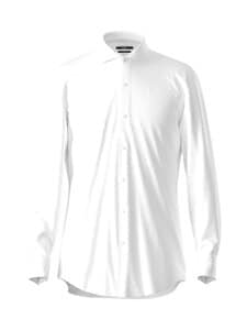 BOSS - Jaiden Slim Fit -kauluspaita - 100 WHITE | Stockmann