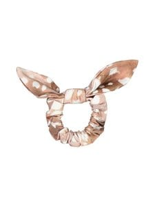 KAIKO - Bow Scrunchie -hiusdonitsi - COPPER BAMBI | Stockmann