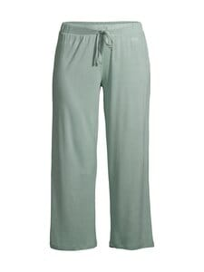 NOOM loungewear - Lotta-pyjamahousut - SOF GREEN SOLID | Stockmann
