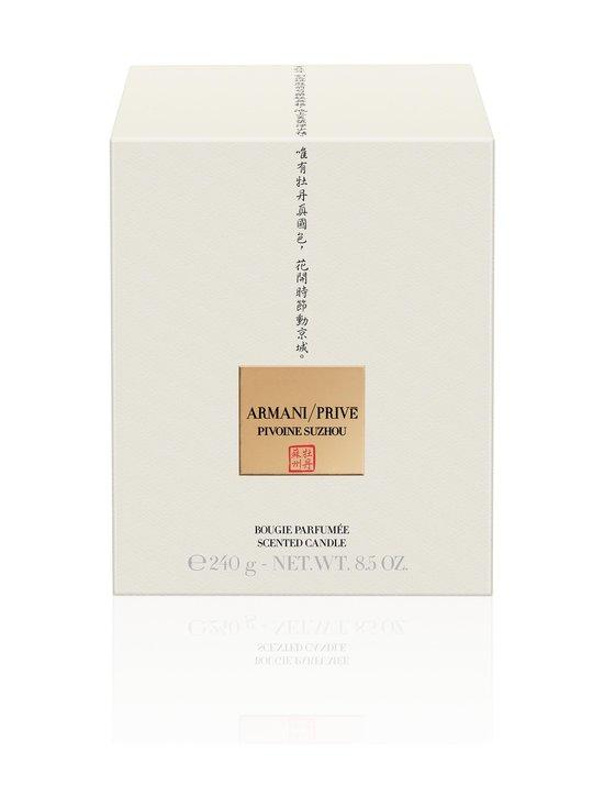 Armani - Privé Pivoine Suzhou Candle -tuoksukynttilä 240 g - NOCOL | Stockmann - photo 2