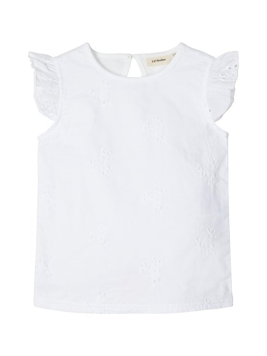 Lil' Atelier - NmfGana-pusero - BRIGHT WHITE | Stockmann - photo 1