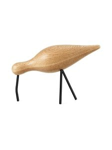 Normann Copenhagen - Shorebird-lintufiguuri, L - OAK | Stockmann