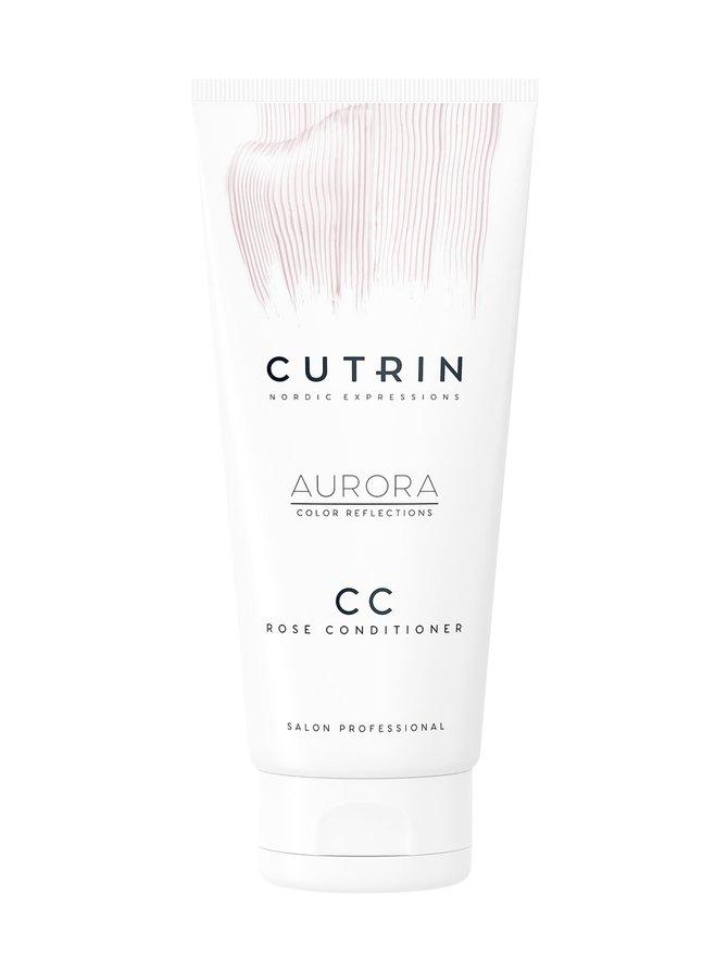 Aurora CC Rose Conditioner -roosahoitoaine 200 ml