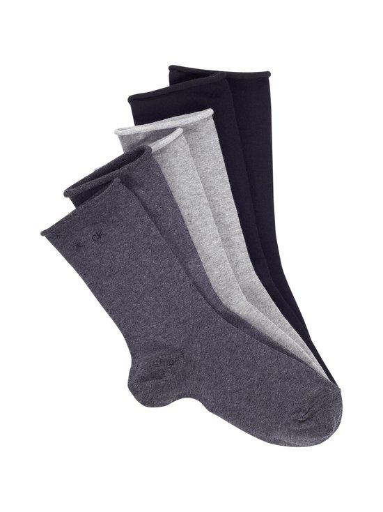 Calvin Klein Underwear - Sukat 3-pack - CHARCOAL/GREY/BLACK | Stockmann - photo 1
