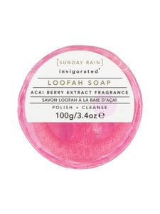 Sunday Rain - Loofah Soap Acai Berry -saippua 100 g | Stockmann