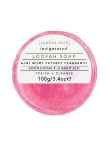 Sunday Rain - Loofah Soap Acai Berry -saippua 100 g | Stockmann