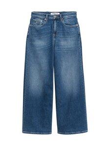 Tommy Jeans - Meg High Rise Wide Ankle -farkut - 1A5 AMES MB COM | Stockmann