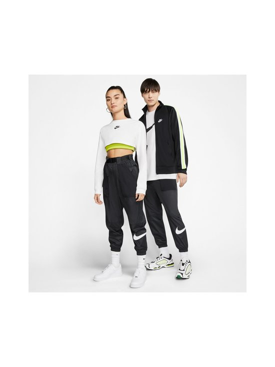 Nike - Sportswear Swoosh -housut - 010 BLACK/WHITE | Stockmann - photo 8