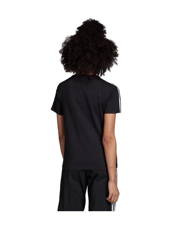 adidas Originals - 3-Stripes Tee -paita - BLACK | Stockmann - photo 4