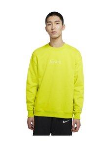 Nike - Sportswear JDI Heavyweight -collegepaita - 308 BRIGHT CACTUS/WHITE | Stockmann