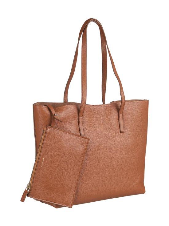 Balmuir - Estelle Shopper Bag -nahkalaukku - 480 COGNAC/GOLD | Stockmann - photo 2